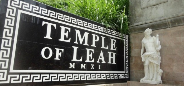 Cebu Tour – What is great in Temple of Leah?