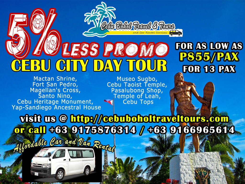 La city tours discount coupon