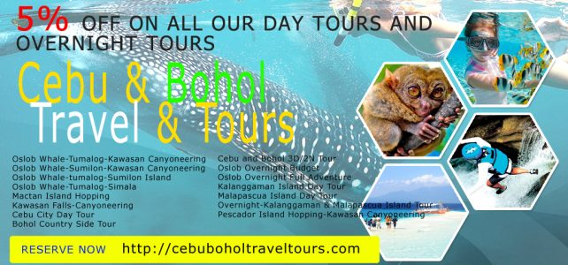 We invite you to a Tour of Cebu