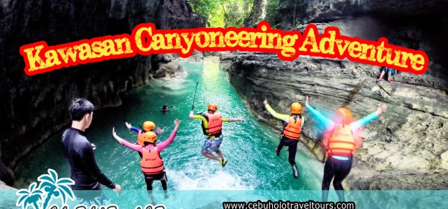 Kawasan Canyoneering Adventure at an Affordable Rate