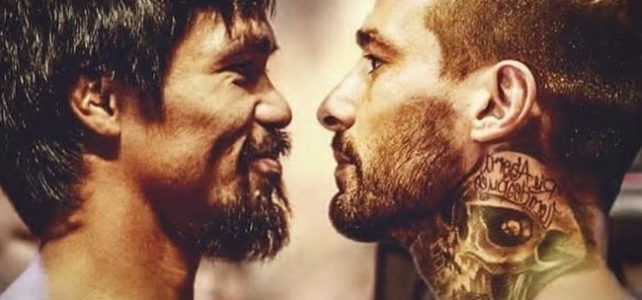 Manny Pacquiao vs. Lucas Matthysse fight