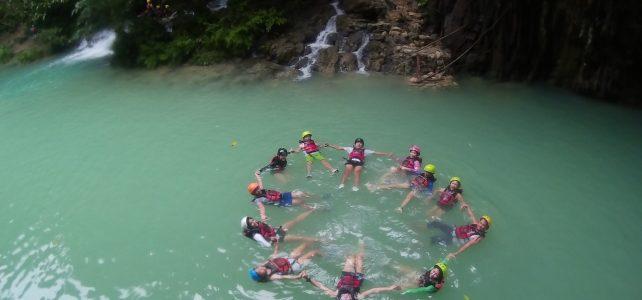 Canyoneering Kawasan Cebu Survival Guide