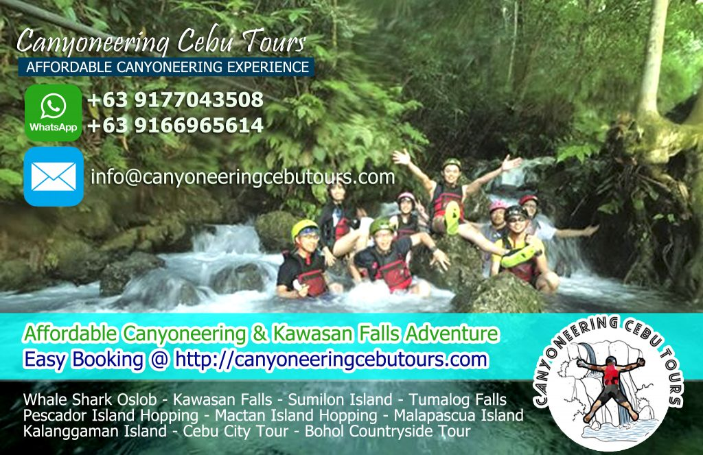 canyoneering tours
